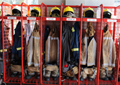 Fire Fighters Lockers