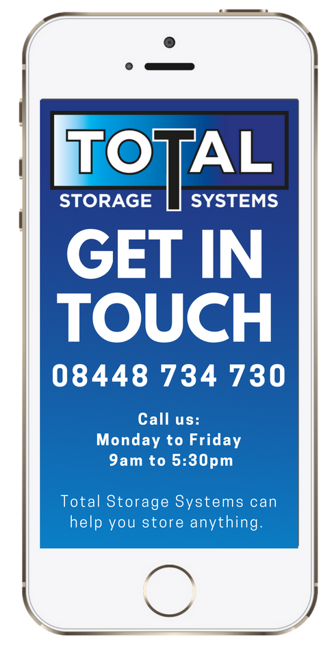 Total Storage Systems can help you store anything.