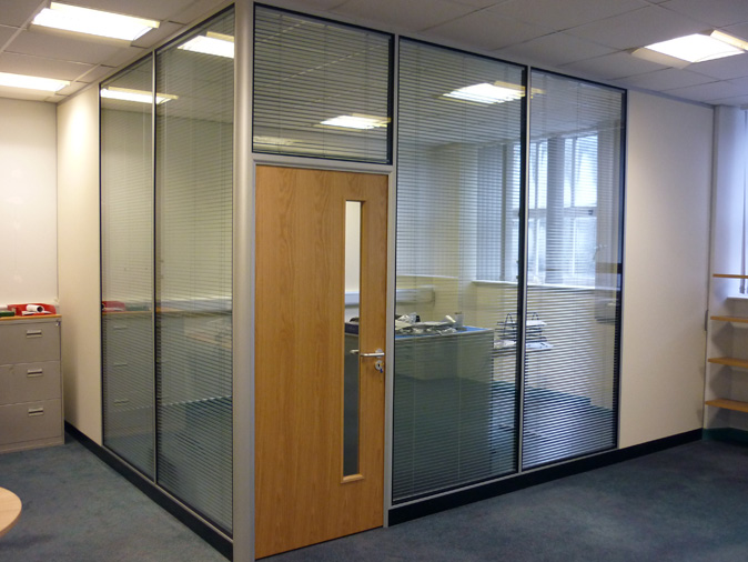 Office Partitioning Warehouse Storage Lockers